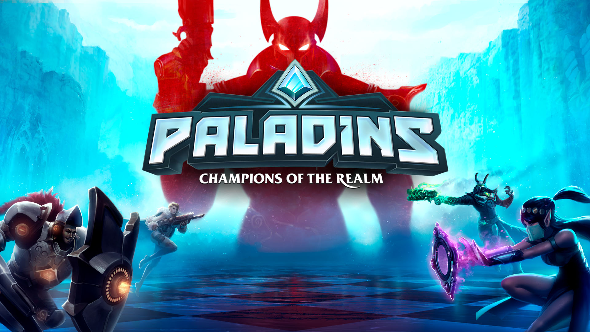 Paladins: Champions of the Realm se lanzará oficialmente el 8 de Mayo en PC, PS4 y XB1 ...