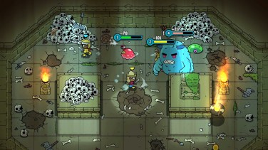 The Swords of Ditto - Screen 2