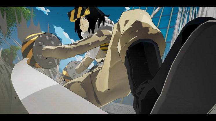 My Hero Ones Justice Screen 7