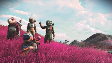 No Man's Sky NEXT Screen 1