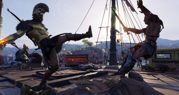 Assassin's Creed Odyssey – Parche 1 03 agrega Soporte para