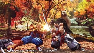 Samurai Spirits Screen 4