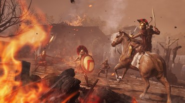 Assassin's Creed Odyssey Legacy of the First Blade Screen 2