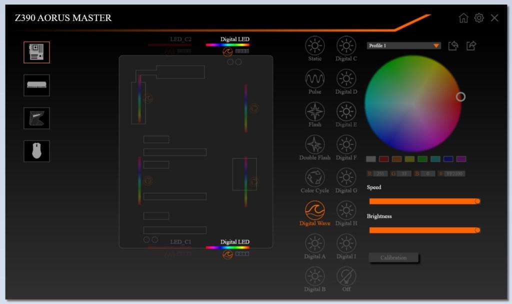 Gigabyte-Z390-AORUS-Master-RGB-Fusion