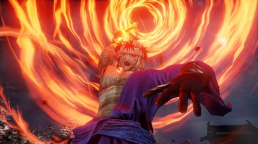 Jump Force Kenshin and Shishio Screen 13