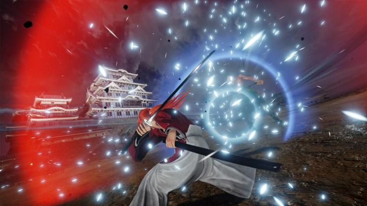 Jump Force Kenshin and Shishio Screen 7