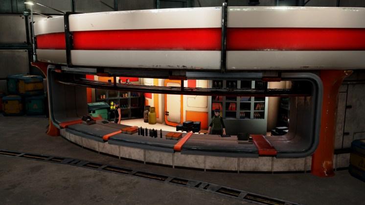 Jump Force Lobby Screen 4