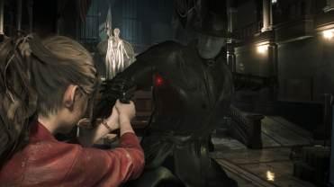 Resident Evil 2 Remake Leaked Screen 15