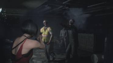 Resident Evil 2 Remake Leaked Screen 17