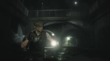 Resident Evil 2 Remake Leaked Screen 22