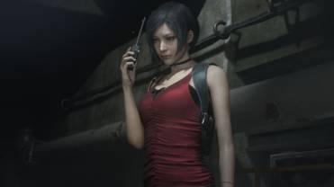 Resident Evil 2 Remake Leaked Screen 8