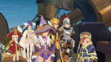 Tales of Vesperia Definitive Edition Screen 3