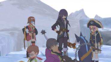 Tales of Vesperia Definitive Edition Screen 6