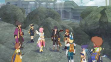 Tales of Vesperia Definitive Edition Screen 8