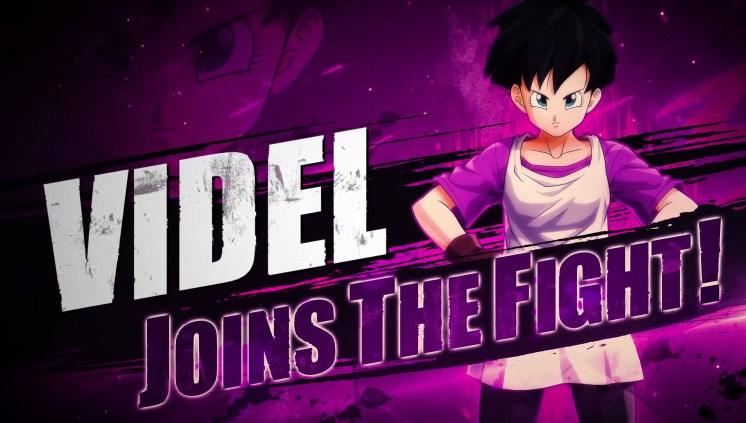 Dragon Ball FighterZ Season 2 Videl