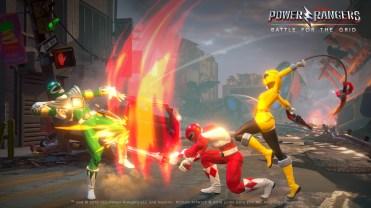 Power Rangers Battle for the Grid Promo Screen 3
