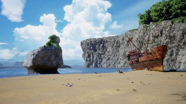 Jump Force New Zealand Stage Screen 1