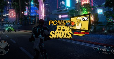 PCMR Epic Shots CD3