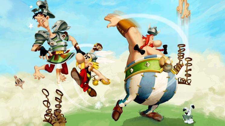 Asterix & Obelix Game