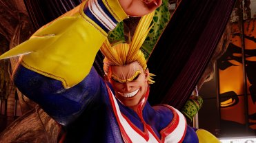 Jump Force All Might Screen 4