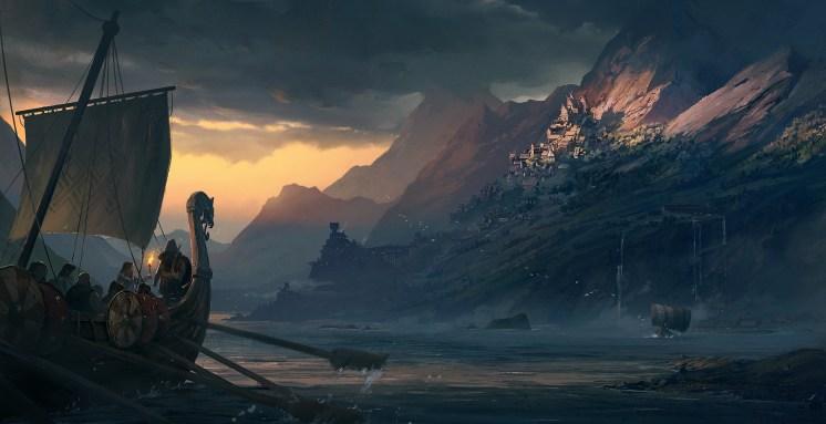 Imagen creada por un artista conceptual de Ubisoft