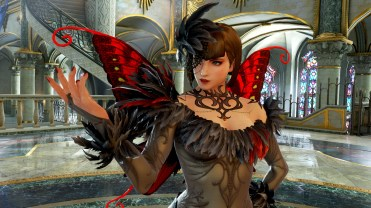 2nd_Anniversary_Butterfly Wings (Red)