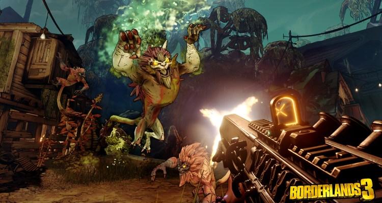 Resultado de imagen para BORDERLANDS 3 GAMEPLAY