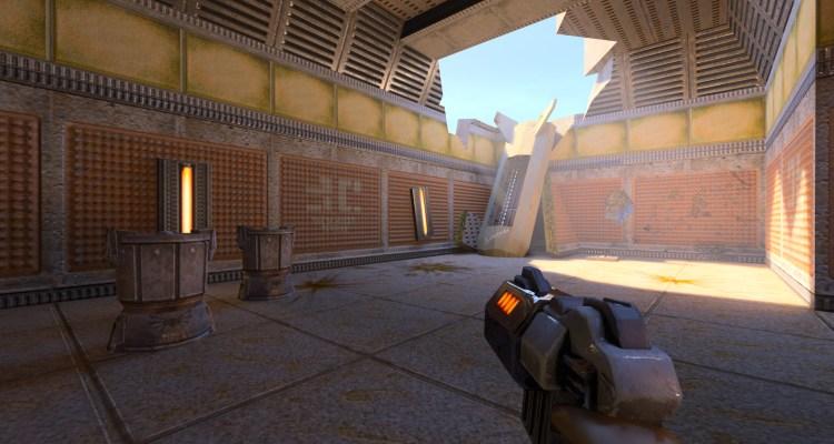 Quake II RTX ofrecerá la opción de jugar con diferentes Tiempo de Día