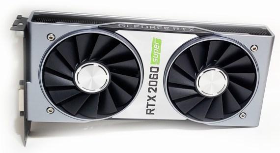 Nvidia GeForce RTX 2060 SUPER 8GB & RTX 2070 SUPER 8GB Founders