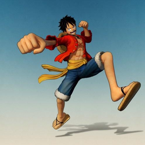 One Piece Pirate Warriors 4 Render 1