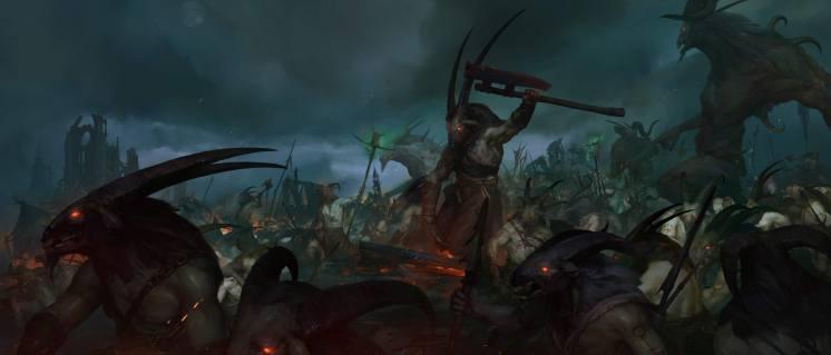 Diablo IV Scosglen Goatmen