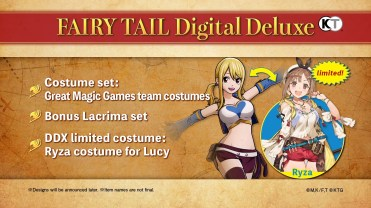 Fairy Tail Game Digital Deluxe