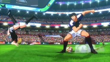 Captain Tsubasa Rise of New Champions Screen 2