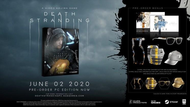 Death Stranding PC Promo