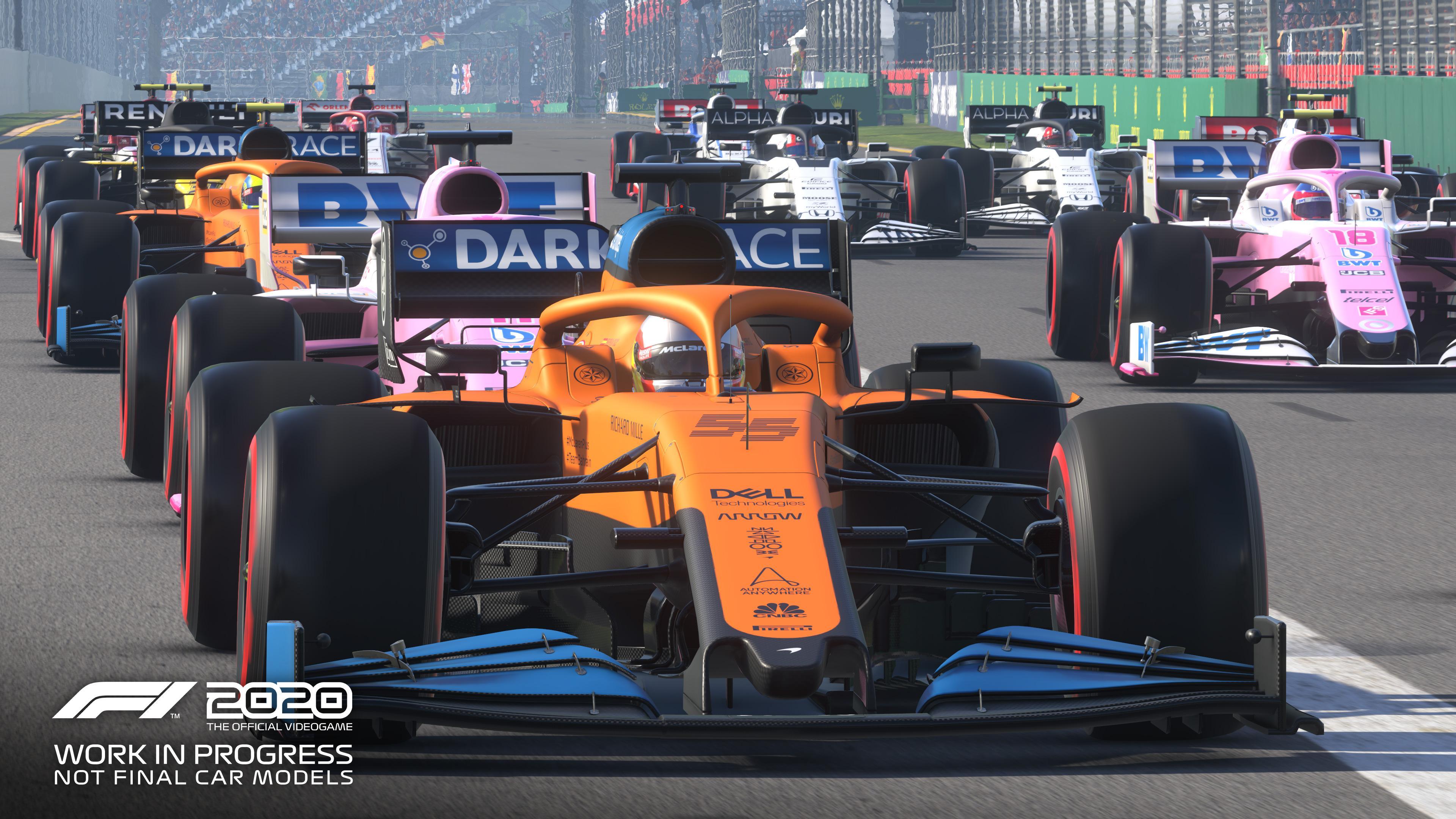 F1 2020 recibe Soporte para DLSS de Nvidia y ahora es ...