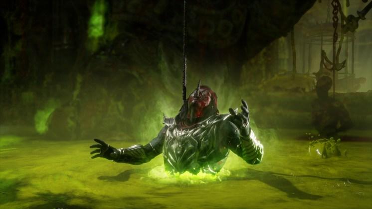 Mortal Kombat 11 Aftermath Screen 1