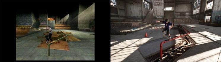 TonyHawksProSkater1&2_Reveal Screenshot_TonyHawk Before and After 01_FINAL