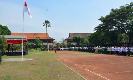 PCNU Kabupaten Tulungagung Gelar Apel Hari Santri di IAIN Tulungagung