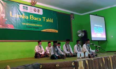 Nguri-nguri Tradisi dan Amaliyah NU, LDNU Peringati HSN dengan Lomba Baca Tahlil