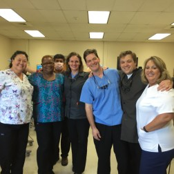 Amazing volunteer dental team!