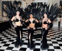showgirls - black