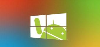 Akses Konten di Windows dari Android