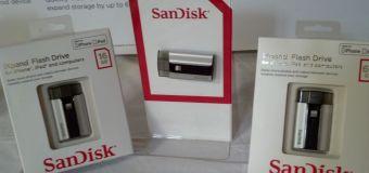 SanDisk iXpand: Selamat Tinggal iTune!