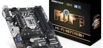 Biostar Umumkan Kehadiran Hi-Fi H170S3H