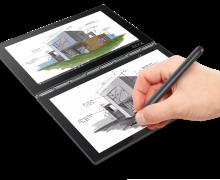 Tantang Microsoft Surface Pro 4, Lenovo Hadirkan Yoga Book
