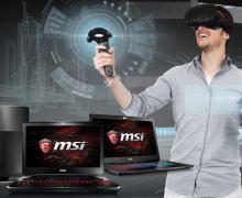 MSI Indonesia Hadirkan Sensasi Virtual Reality di Indonesia Comic Con 2016