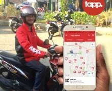 Mudahkan Transaksi, Tapp Market Tambahkan Fitur Lokasi Penjual