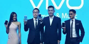 Dengan Dual Kamera Depan 20 MP, Vivo V5Plus Hasil Foto Selfie Lebih Sempurna