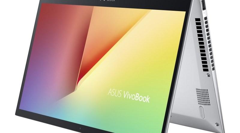 VivoBook Flip 14 TP470 Laptop 2-in-1 Terbaru Asus