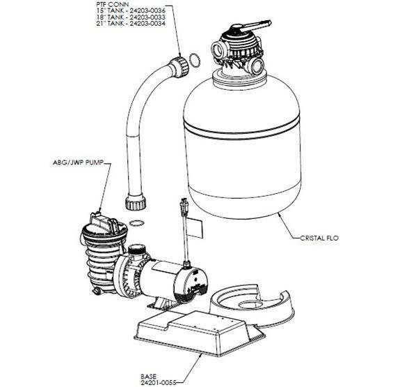 Diagram Dynamo Pool Pump Diagram